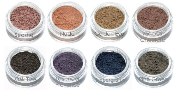 Eyeshadow | mineral & vegan